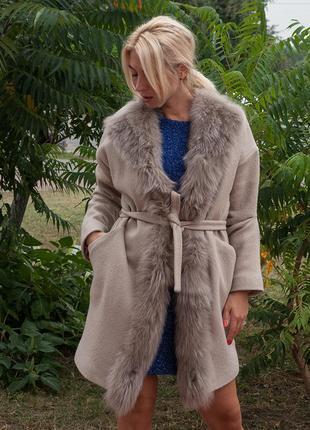 Шерстяное пальто2