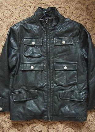 Куртка под кожу bench 10-11 лет