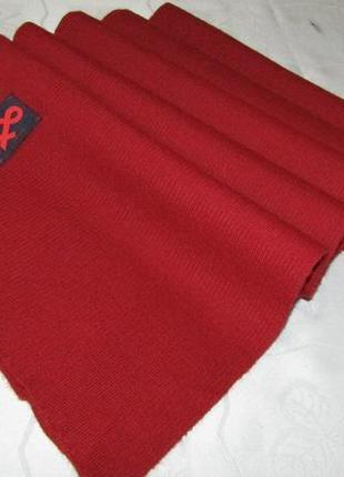 - dolce & gabbana - шикарный шарф - шерсть - италия