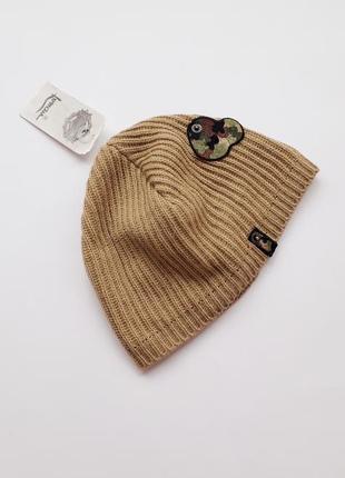 Стильная подростковая польская шапка