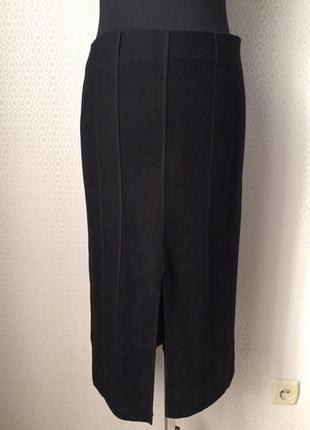 Очень классная юбка-карандаш крутого бренда  marccain, размер 5 (укр 48-50)
