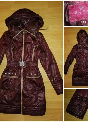 Демисезонная курточка для девочки подростка