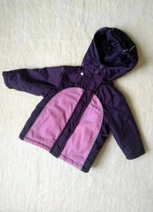Демі куртка 86 розмір