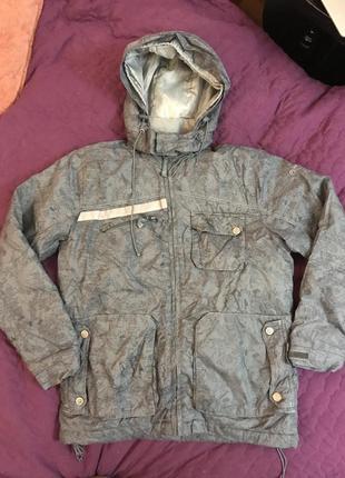 Курточка ветровка на мальчика