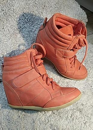 Ботинки сникерсы