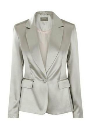 Стильный перламутровый пиджак 8- 10p