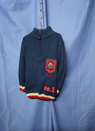 Практичный свитерок 🧒