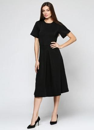 Элегантное платье миди & other stories