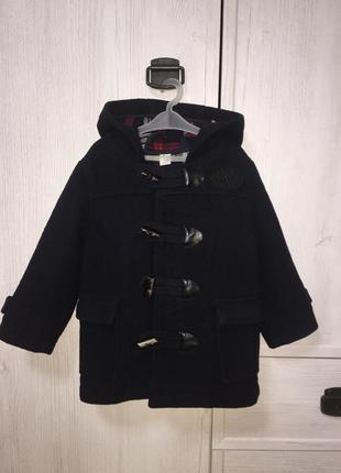 Демисезонное пальто wojcik р.92-98