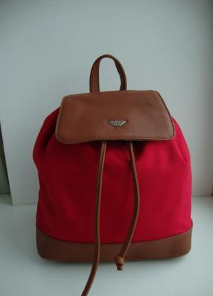 Новий фірмовий добротний рюкзак offermann. оригінал!!!