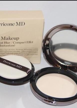 Основа для макияжа - no makeup instant blur (perricone md)