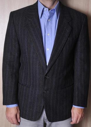 """Шерстяной мужской пиджак """"principles"""""""