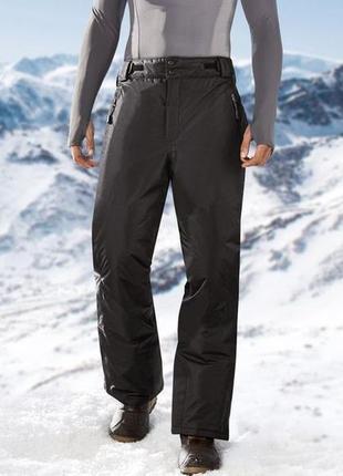 Мужские лыжные брюки crivit евро 40