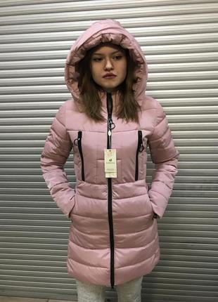 Пальто зимнее р.s