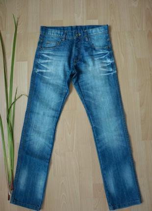 Классные прямые джинсы