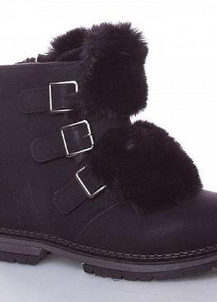 С 38 по 39 рр зимние ботинки жіночі зимові каблук на меху полусапожки зима женские