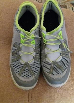 Бомбезные кросовки-wolfskin 39р