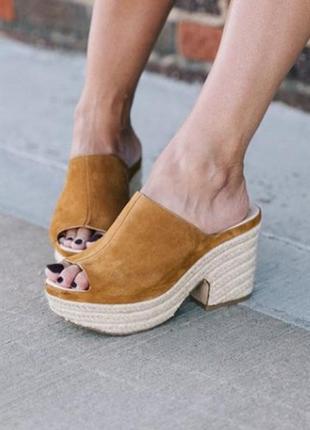 Кожаные сандалии , босоножки  /шкіряні босоніжки  zara - 39
