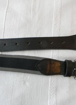 Мужской ремень marks & spencer 107-120 см