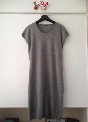 Платье из кашемира дорогого бренда iris von arnim