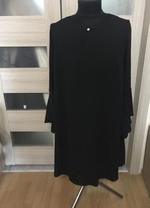 Нарядное платье, большой размер