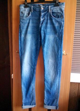 Супер джинси бойфренди з високою посадкою від fsbn denim