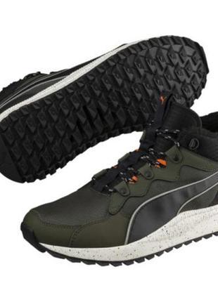 Мужские зимние ботинки, кроссовки, puma, водонепроницаемые, новые, оригинал
