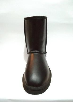 Мужские кожаные классические угги ugg 40-45 размеры