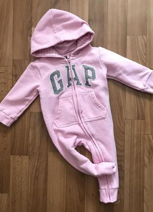 Комбинезон ромпер на девочку 3-6 месяцев gap