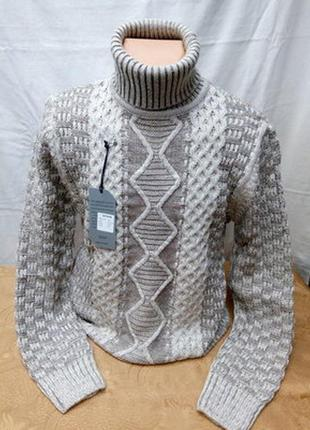 Зимний свитер 48/50рр. турция