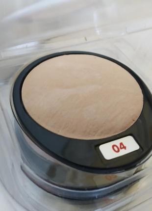 Тестер запеченная пудра pupa luminys baked face powder по супер низкой цене тон 04