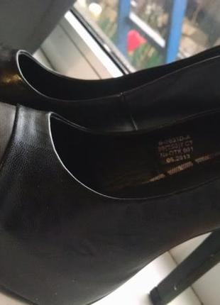 Туфли на платформе,новые