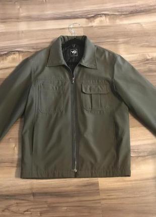 Легкая весенняя курточка, ветровка vd one s-m