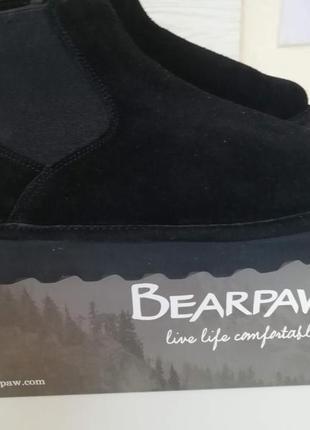 Ugg bearpaw черные