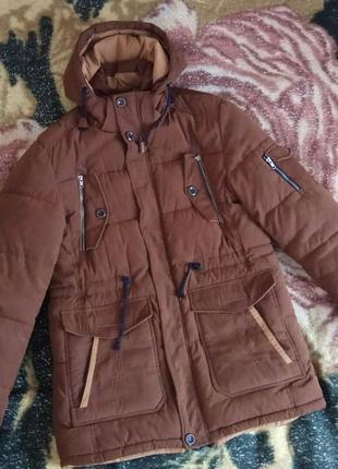 Парка -куртка