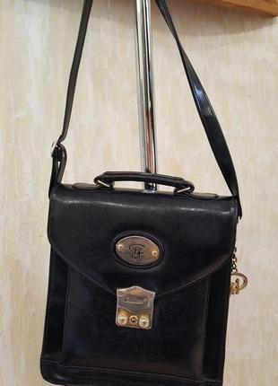 Винтажная сумка chiltern