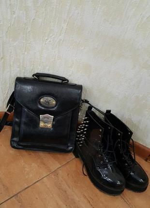 Винтажная сумка chiltern5