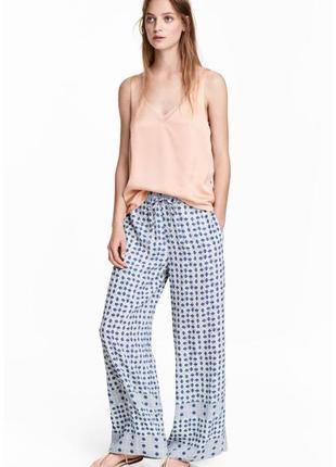 Широкие штаны h&m 510675 34