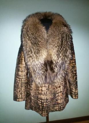 Шубка#пальто меховое