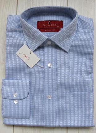Рубашка cotton club размер 15,5