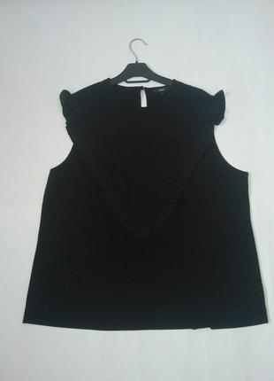 Шикарная блуза 20 uk