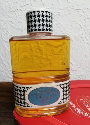 Туалетная вода christian dior diorella, винтажные духи, для женщин 220 ml
