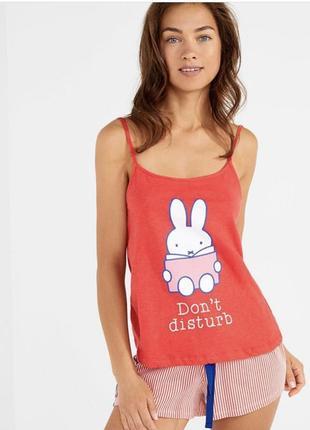Мега модная пижама с miffy