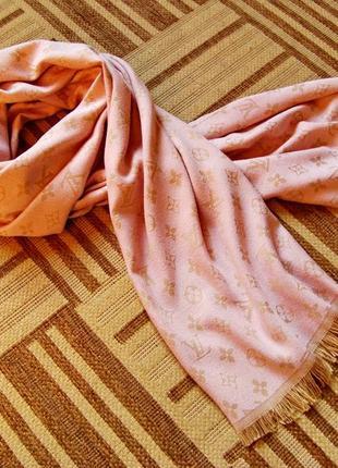 Louis vuitton, lv, шарф.
