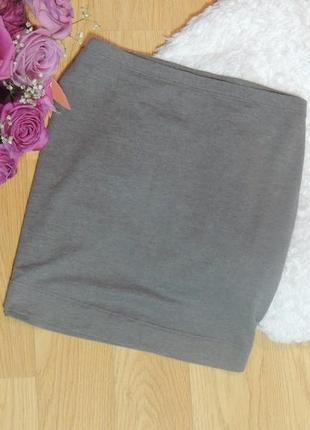 Базовая обтягивающая юбка h&m
