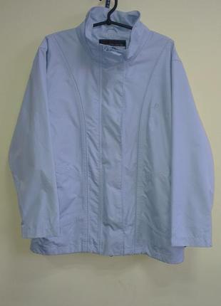 Куртка-ветровка linea primero германия, 38