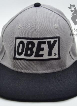 Кепка реперка obey