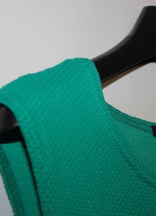 Ярко зеленое платье - ткань вафелька ( на фото не тот цвет)3