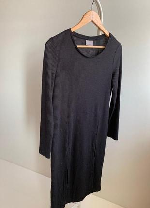 Платье в рубчик от vero moda