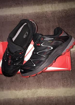 90f86bba0120 Мужские кроссовки salomon xa pro 3d trail оригинал 42р черные кроссовки 27  см